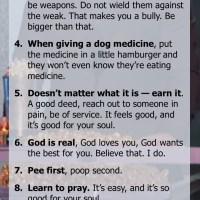 Chris Pratt: 9 Rules for Life