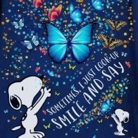 Snoopy Butterflies