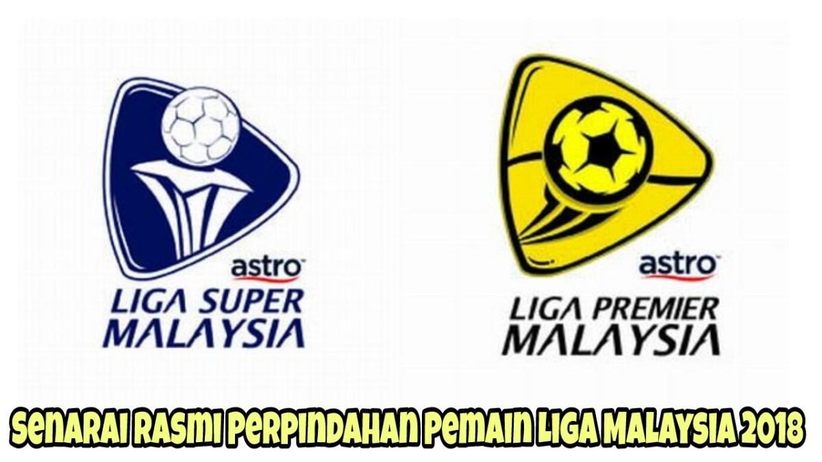 Senarai Rasmi Perpindahan Pemain Liga Malaysia 2019