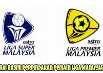 Senarai Rasmi Perpindahan Pemain Liga Malaysia 2018