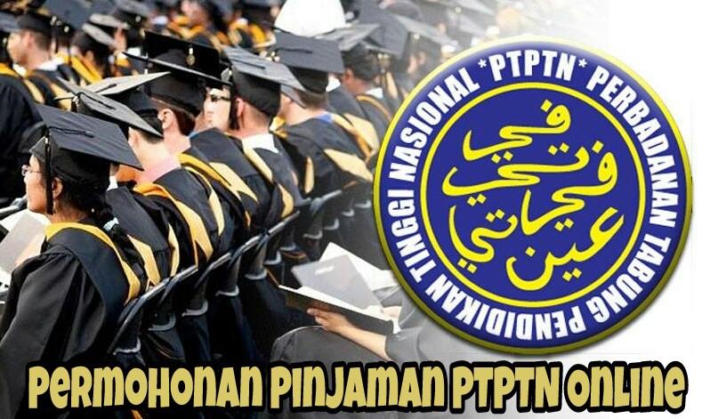 Permohonan Pinjaman PTPTN 2019 Online