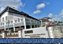 Semakan Keputusan Sekolah Sukan Malaysia 2018 Online