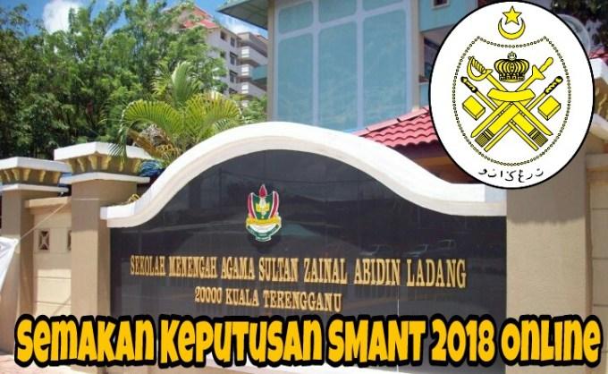 Semakan Keputusan SMA Negeri Terengganu 2019 Online