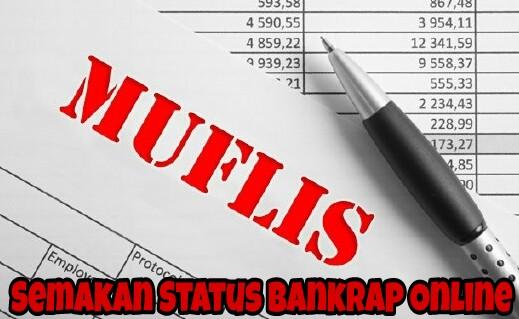 Semakan Status Bankrap Online