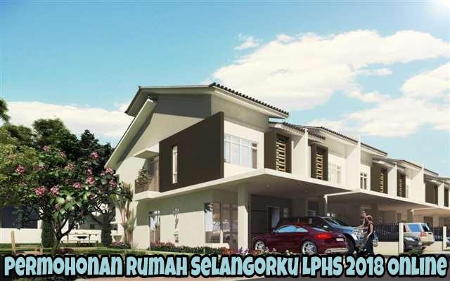 Permohonan Rumah Selangorku LPHS 2018 Online