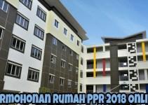 Permohonan Rumah PPR 2018 Online Program Perumahan Rakyat