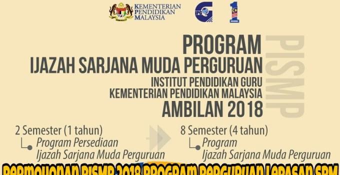 Permohonan Maktab Perguruan Lepasan Diploma