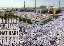 Cara Lafaz Niat Puasa Sunat Hari Arafah
