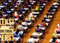 Koleksi Soalan Percubaan PT3 2018 (Trial Papers)