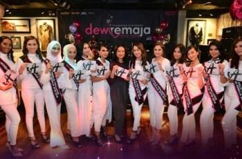 Senarai Biodata Finalis Dewi Remaja 2018/2019