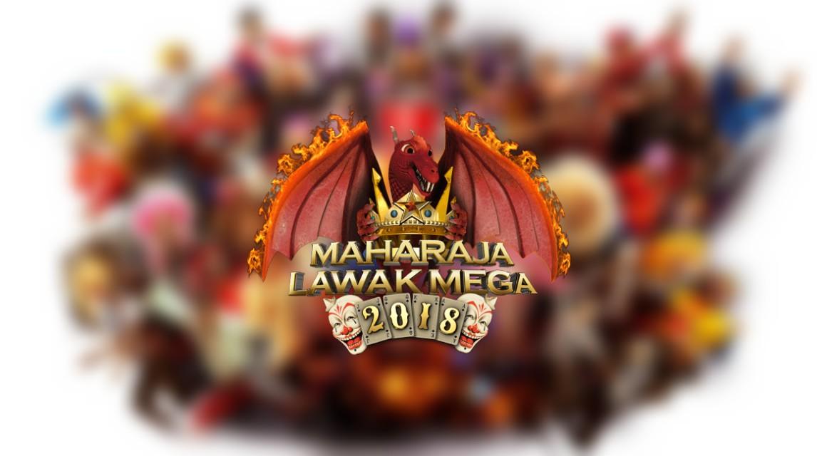 Tonton Maharaja Lawak Mega 2018 Minggu 6