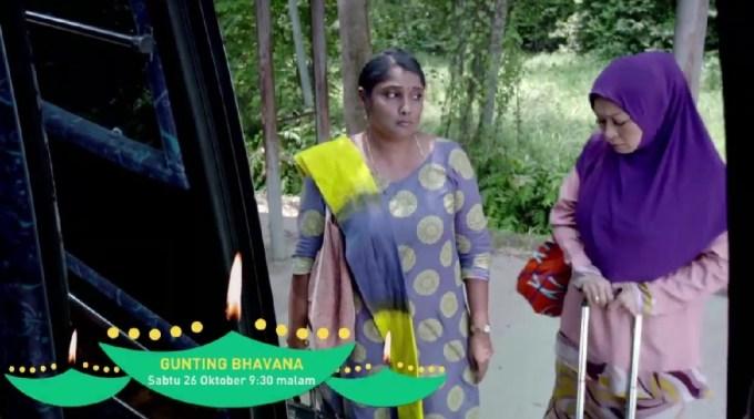 Tonton Telefilem Gunting Bhavana (Slot Cerekarama)