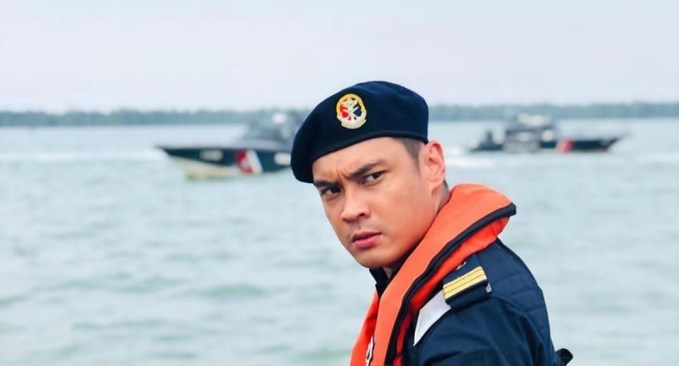 Tonton Drama TQ Captain Episod 11