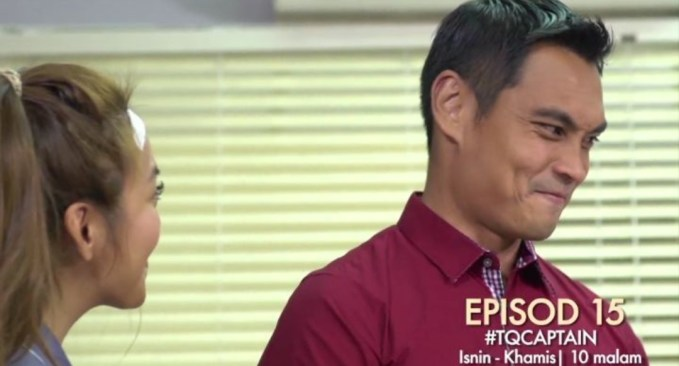 Tonton Drama TQ Captain Episod 15