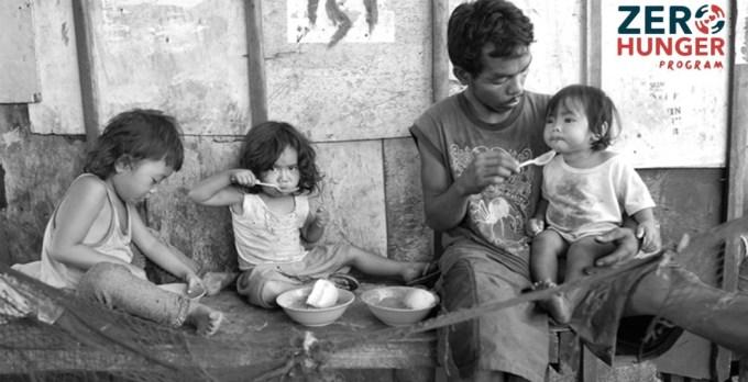 Permohonan Bantuan Bekalan Makanan 'Program Zero Hunger' Kepada Keluarga B40