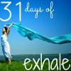 exhale small