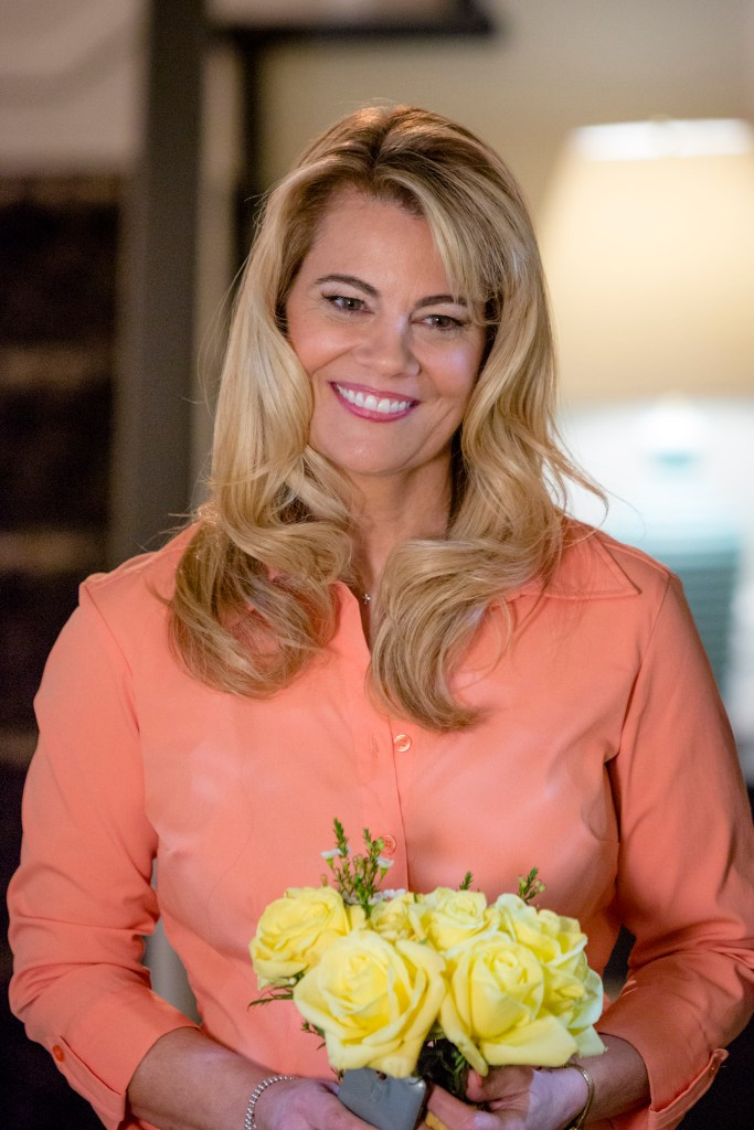 Photo: Lisa Whelchel  Credit:  Copyright 2015 Crown Media United States, LLC/Photographer:  Bettina Strauss
