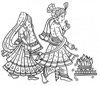 saat-phere-tying-the-bonds-of-holy-matrimony