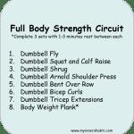 Half Marathon Training (Week 11) + A Full Body Strength Circuit