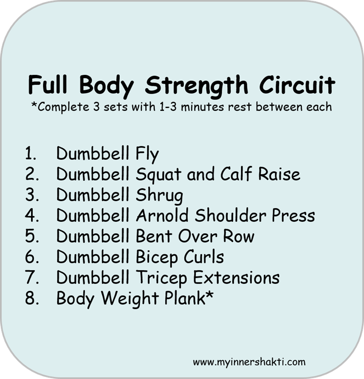 FB Strength Circuit