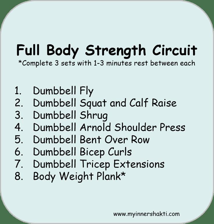 FB Strength Circuit