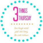Three Things Thursday – Chicago