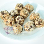 """Almond Joy"" Date Balls (Recipe)"