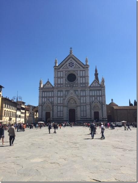 Florence_Santa Croce
