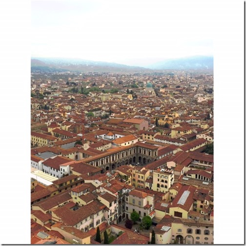 Florence_views from the Duomo