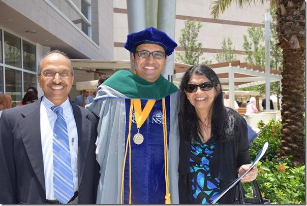Vishnu's Med School Graduation 046