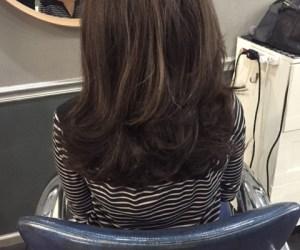 Hair cut at Velvet Salon in downtown st. petersburg, fl
