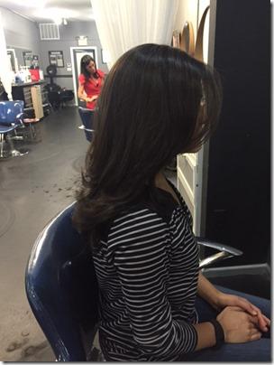 Haircut - side