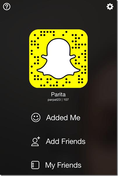 Snapchat - parpat23