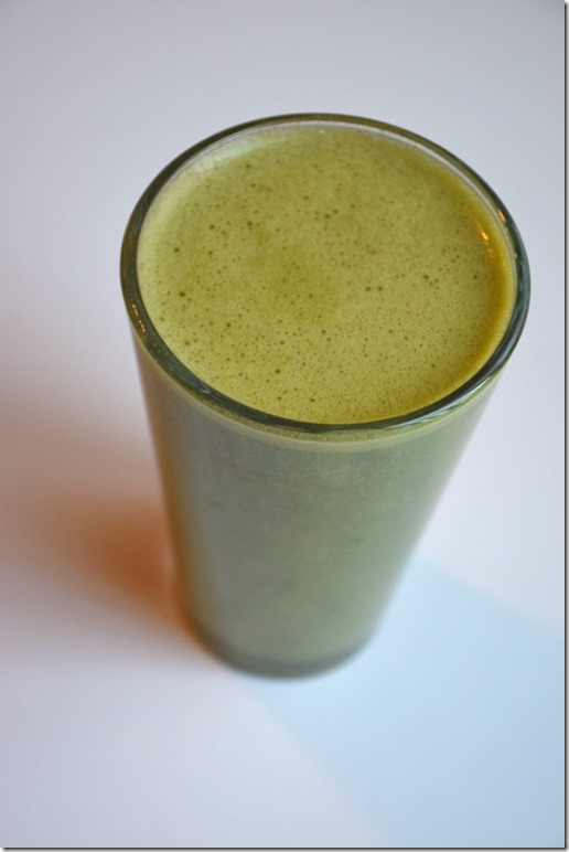 Mocha Protein Shake 4