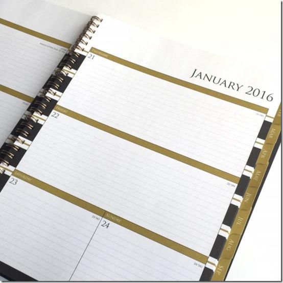 2016 Planner - 1