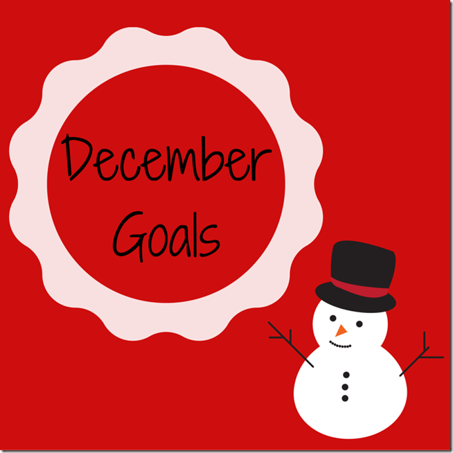 December Goals - My Inner Shakti