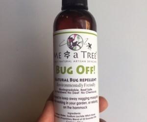 Me and a Tree Bug Off! Bug Spray