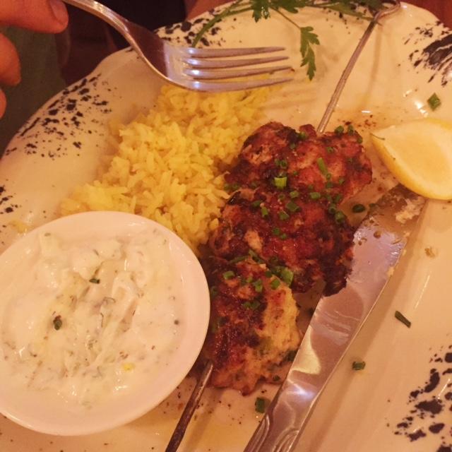 Ema - Chicago - Chicken Kebab