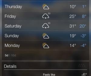 Chicago Winter Weather