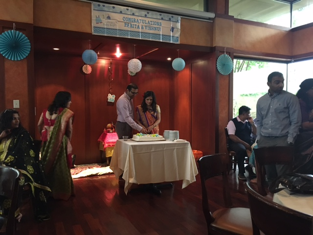 Indian Gujarati baby shower