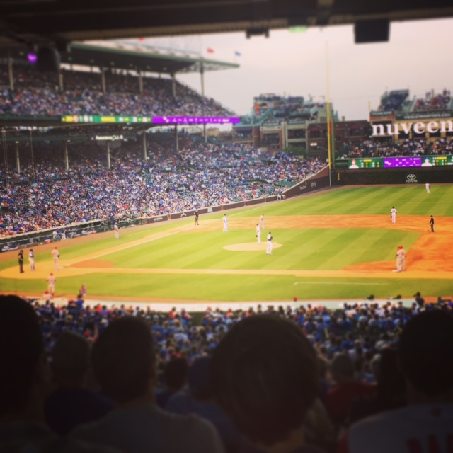 Cubs Game 2017