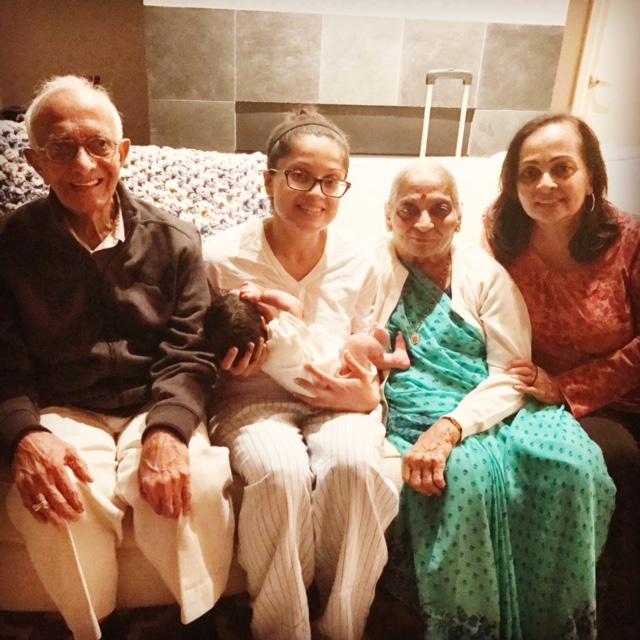 four generations