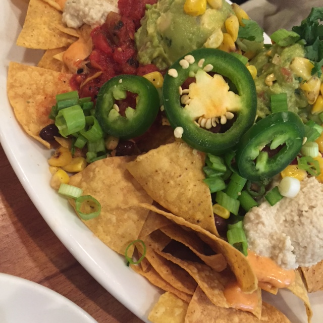Native Foods Nachos - Chicago