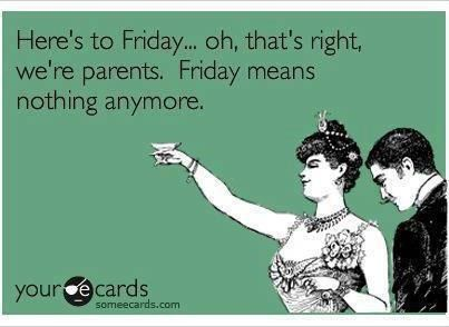 Friday parenting humor