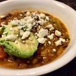 Instant Pot Vegetarian Fajita Soup