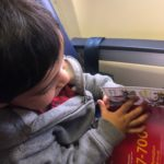 Flying Solo with a Toddler