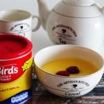 Victoriaans eten: Bird's Custard