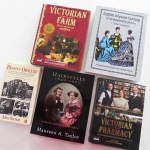 Amazon shoplog: Boeken over de victoriaanse tijd