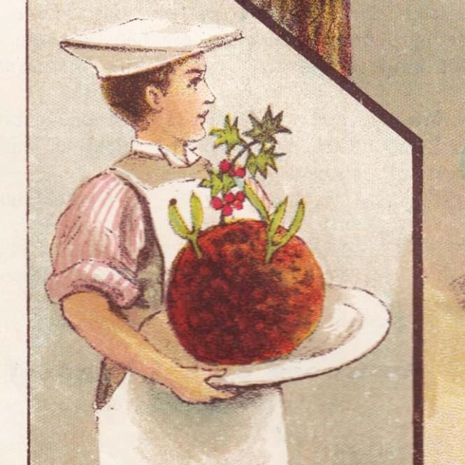 een-kerstfeest-pudding