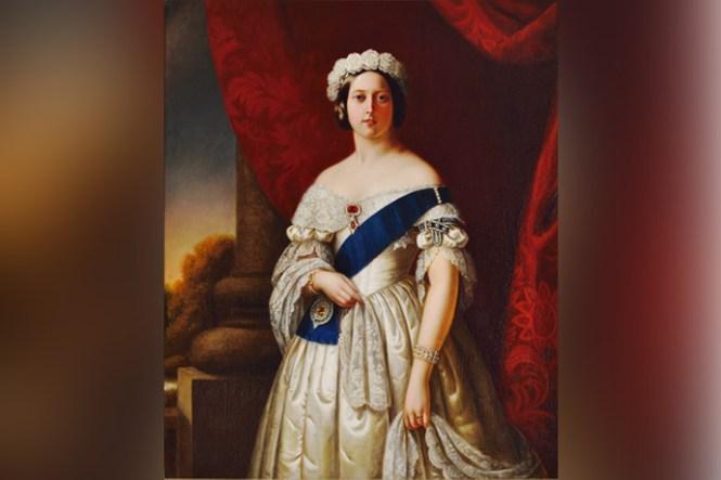 koningin-victoria-1845